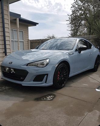 car polishing Caroline Springs